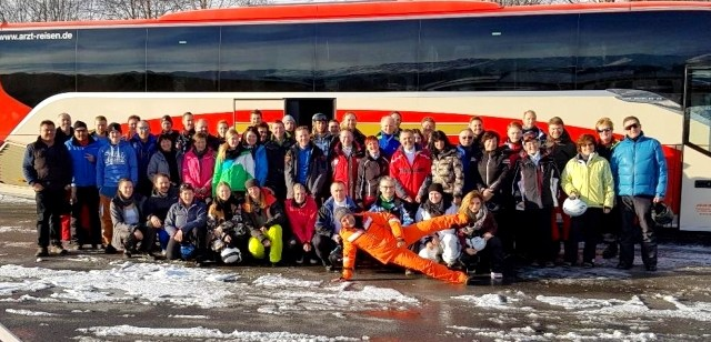 Bericht zum Skiausflug 2020