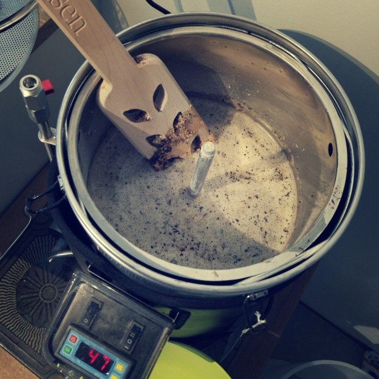 Grainfather - mæskning