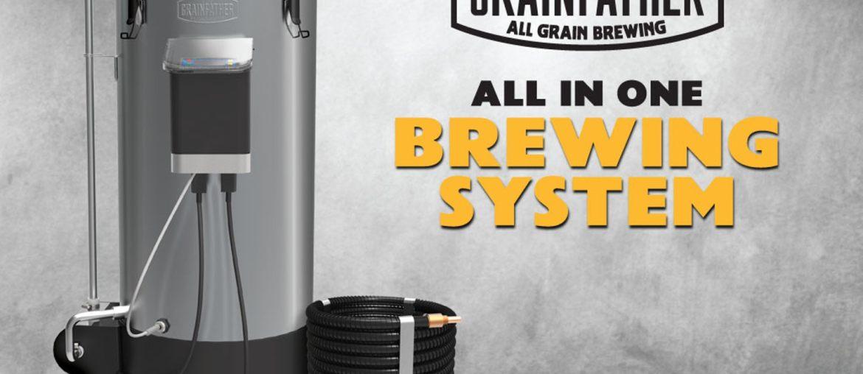 Grainfather – Nyt brygsystem