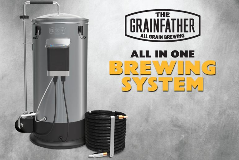 Grainfather brygsystem