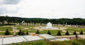 Versailles Palace Gardens France