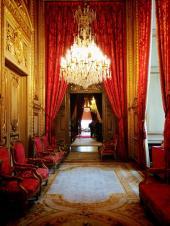 Louvre Napoleon Paris France