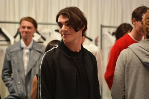 RJ Mitte Breaking Bad Ovadia & Son's Runway
