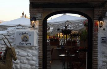 Restaurante el Balcon de San Nicolas Granada3