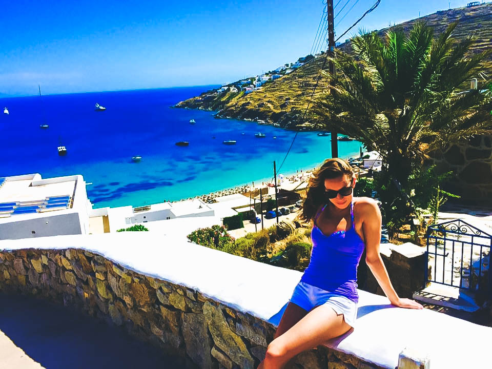 Travel Guide to Mykonos_What to do_Where to Stay_Mykonos Island_Greece_3 day itinerary_blog_Psarou VIP beach_luxury island_quiet_Escape