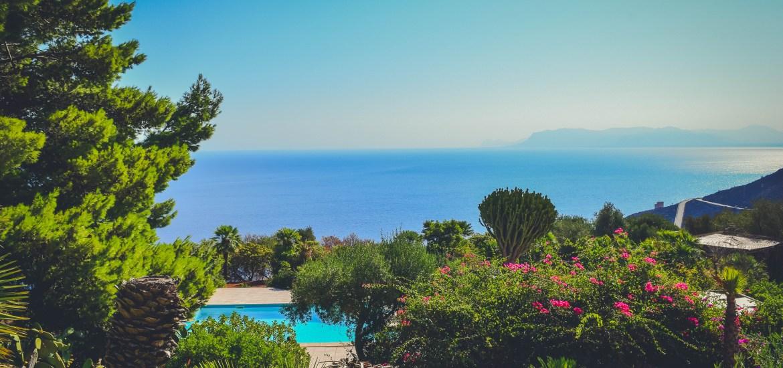 10 pool view cliffs mediterranean sea Hotel Baglio La Porta Sicilia near San Vito Lo Capo Private exclusive resort sicilia hidden gem off the beaten path luxury