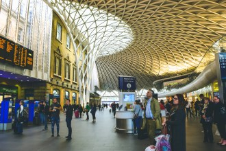 King's Cross Station Travel guide to london uk blog what to do what to see where to go 3 days-4