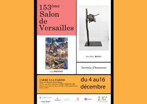svaif - catalogue 153 ème Salon de Versailles
