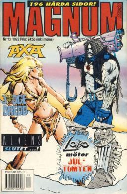 Magnum Comics Lobo/Axa