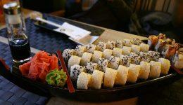 Sushi jako z restaurace