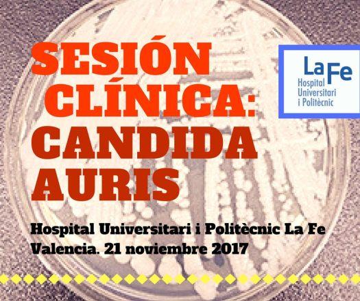Sesión Candida Auris