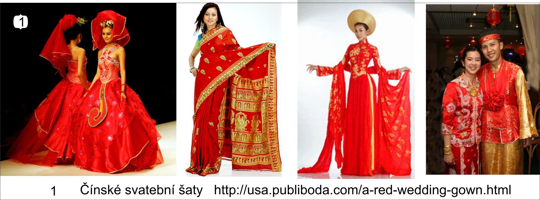 Svatební šaty ve světě - Svatby inspirace 7cd49e672f4