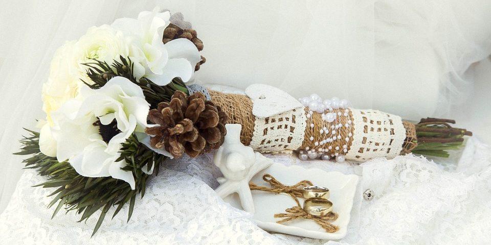 Vintage, rustik čiprostě přírodní svatba?