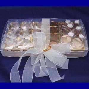 Svatební dar peníze bonboniera