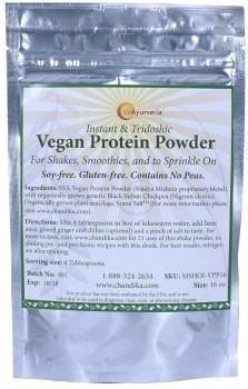 vegan powder 16oz