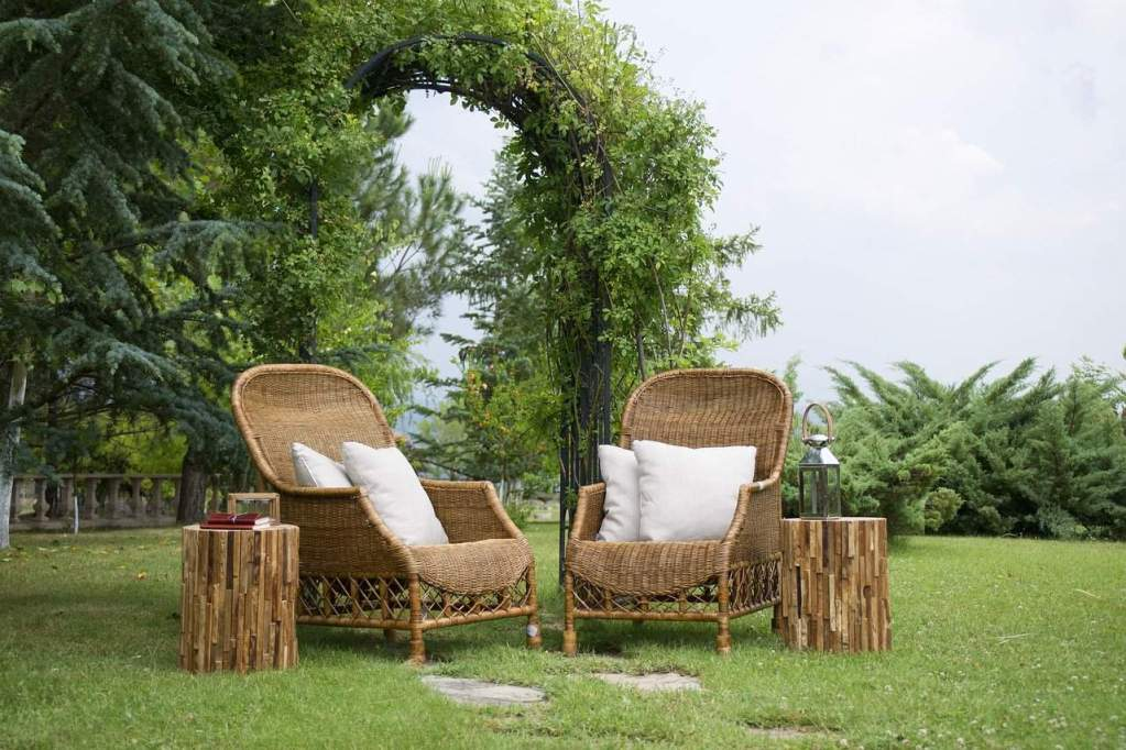 Chaises jardin Conciergerie