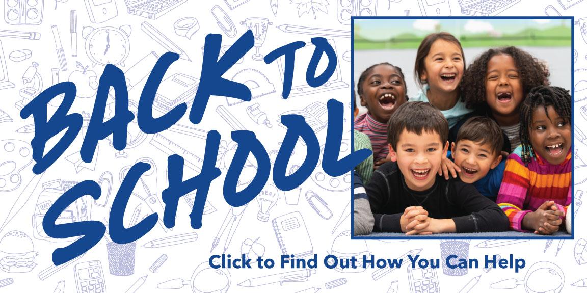 Back to School at St. Vincent de Paul Louisville