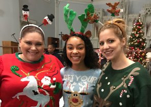 SVDP Employee Holiday Brunch