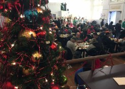 Christmas Eve at the Open Hand Kitchen