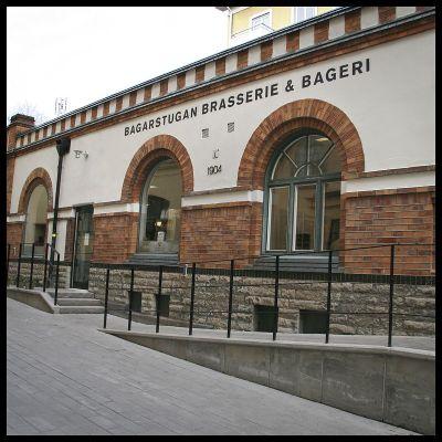 Bagarstugan Brasserie & Bageri