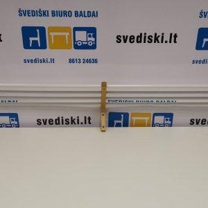 Byggbeslag Balta Lentyna Su Medžio Elementais, Švedija