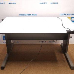 svediski.lt EFG Elektra Reguliuojamas Mechanizmas Su Sa Mobler 120x80cm Stalviršiumi, Švedija