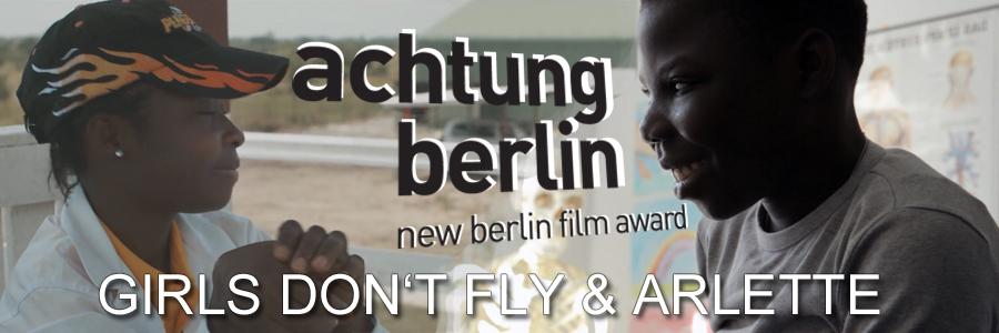 2 FILME beim ACHTUNG BERLIN 2016