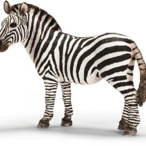 Schleich 14392 Zebra Stute