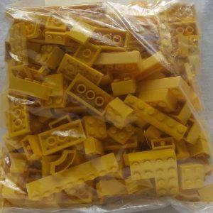 Lego Steine Gelb