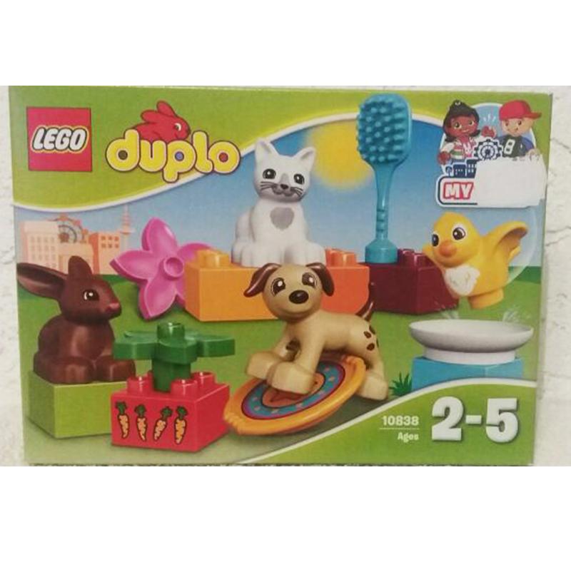 LEGO DUPLO 10838 – Haustiere