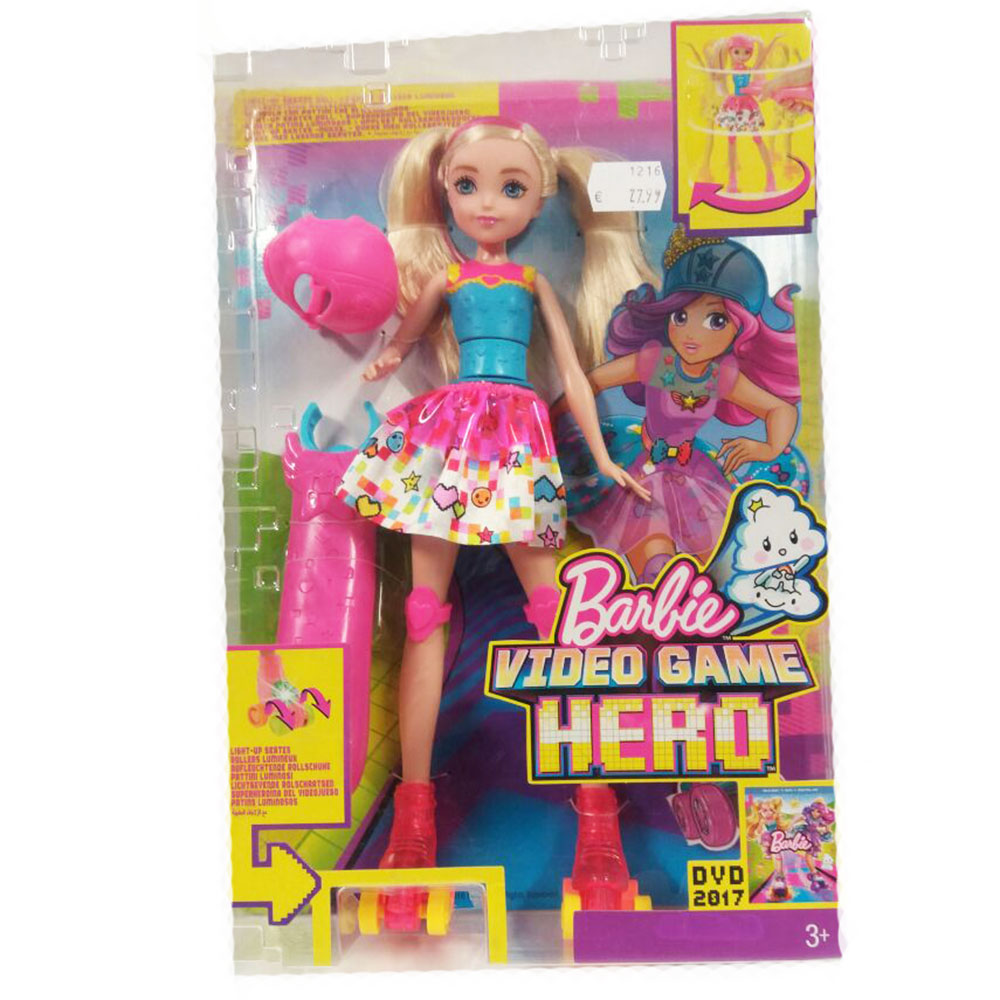 Barbie Videogame
