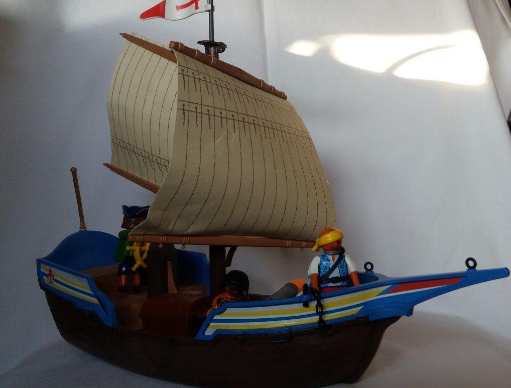Piratenschiff-Playmobil