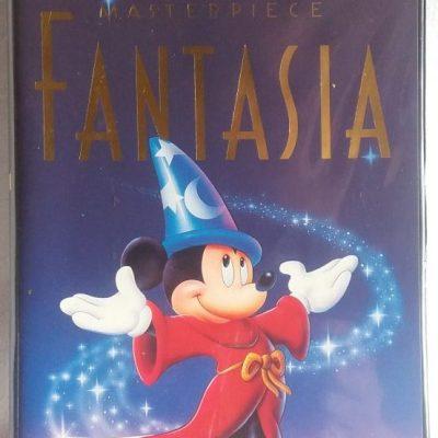 Fantasia-Walt Disney