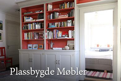 galleri platsbyggda mobler