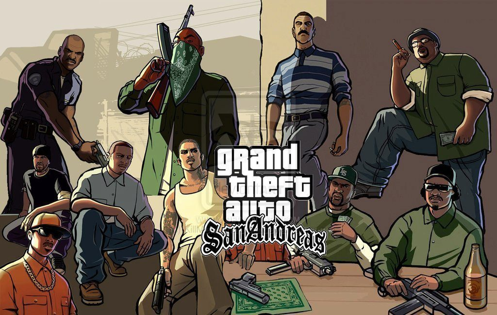 Image Result For Gta San Andreas Androida