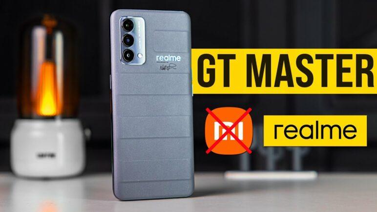 Xiaomi, SHAH E MAT!  REVISÃO DE BELEZA realme GT Master Edition