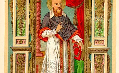 24.1. – sv. Franjo Saleški, biskup, naučitelj