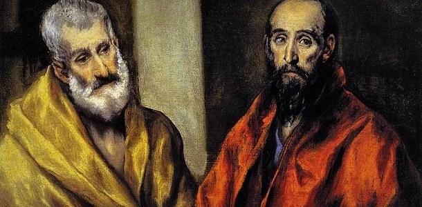 29.6. – svv. Petar i Pavao, apostoli