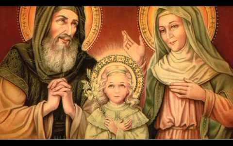 26.7. – svv. Joakim i Ana, roditelji BDM