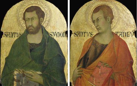 28.10. – sv. Šimun i Juda Tadej, apostoli