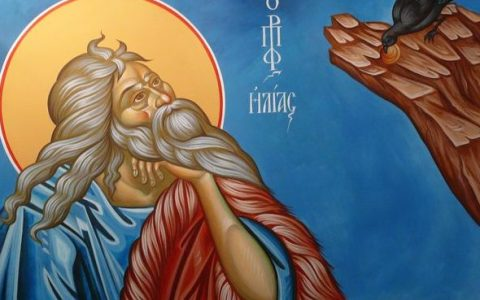 20.7. – sv. Ilija, prorok