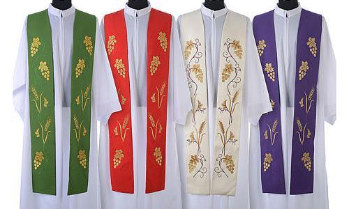 O liturgijskim bojama