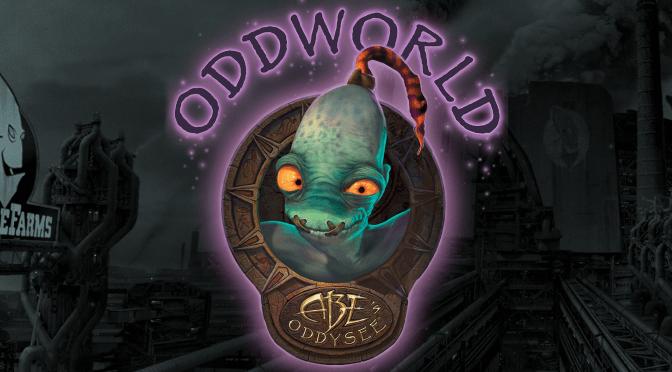 ODDWORLD:ABE'S ODDYSEE NEW'N'TASTY