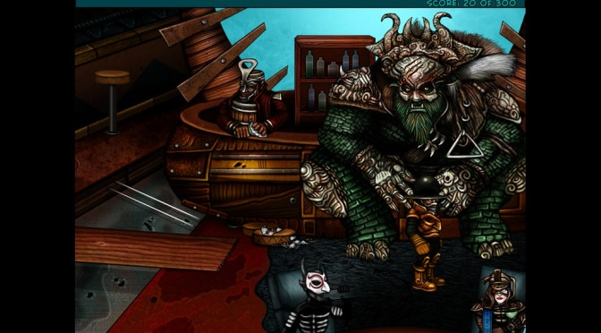 The Knobbly Crook: Chapter I – The Horse You Sailed In On