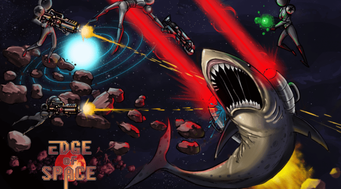 EDGE of SPACE finally exits Early Access in September