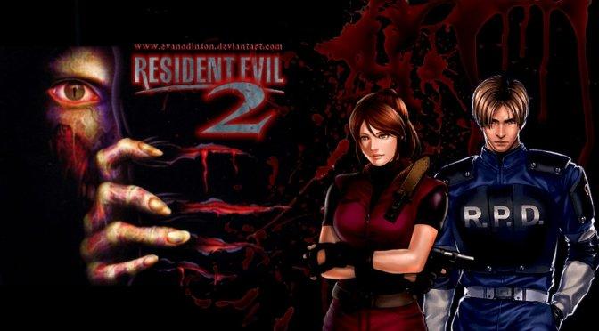 Capcom adresses fans about remake of Resident Evil 2