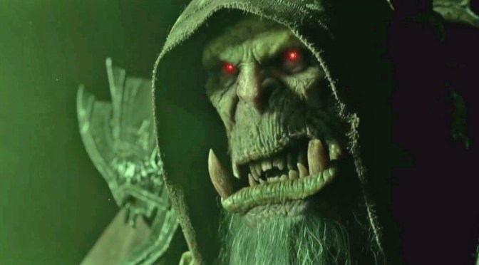 Buying a Ticket for Warcraft Movie may get you WoW  for free