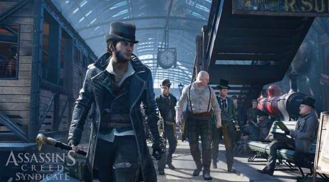 ASSASSINS CREED SYNDICATE Includes Crafting
