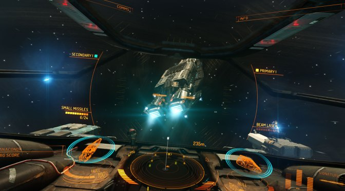 Multiplayer Ships Coming Right to Elite:Dangerous
