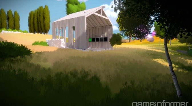 The Witness New Trailer Reveals New Portion of it's Beautiful World